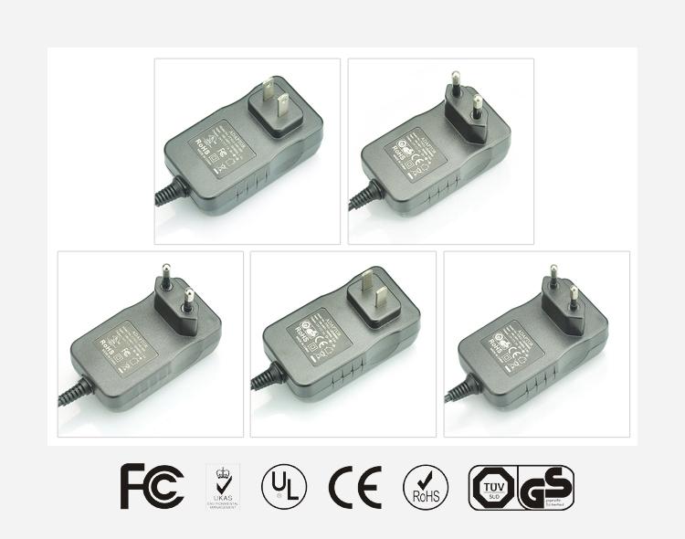 24V1A优质电源适配器