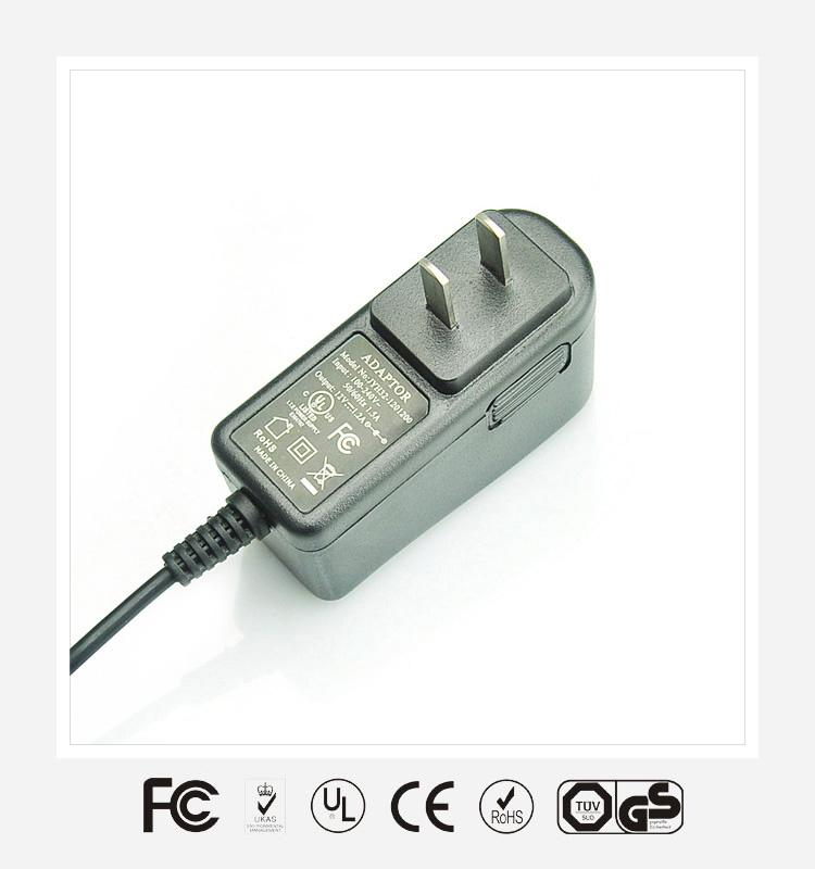 6V2A国标立式优质电源适配器