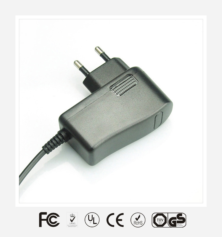 6V2A韩规立式优质电源适配器