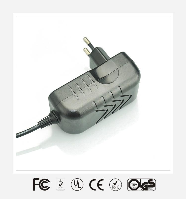 9V3A欧规优质电源适配器