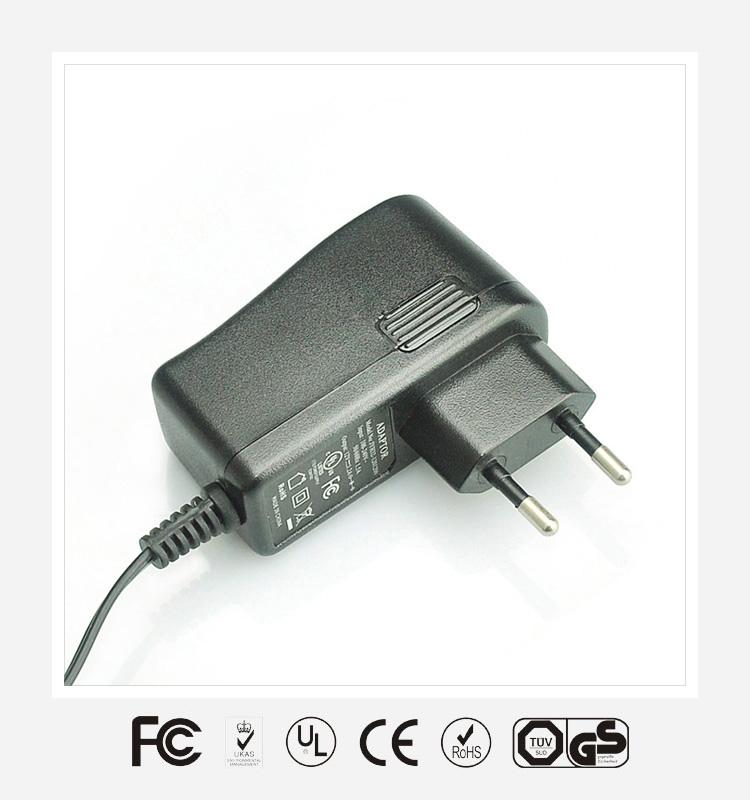 18V1A韩规立式优质电源适配器