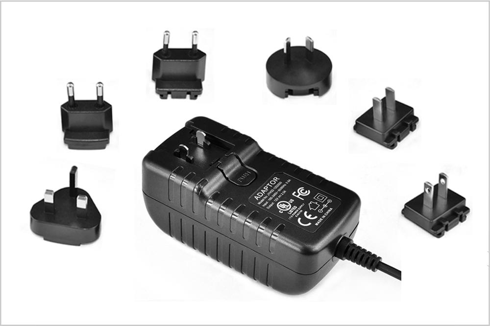 12V2A转换头电源