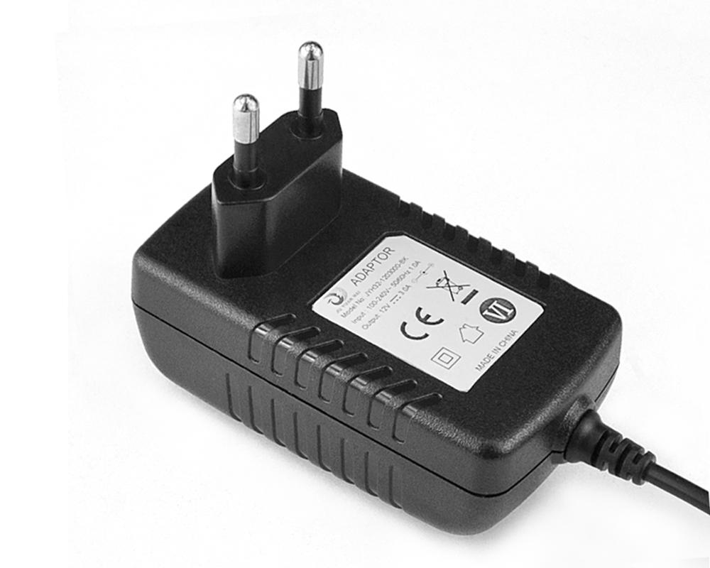 12V2A欧规电源适配器