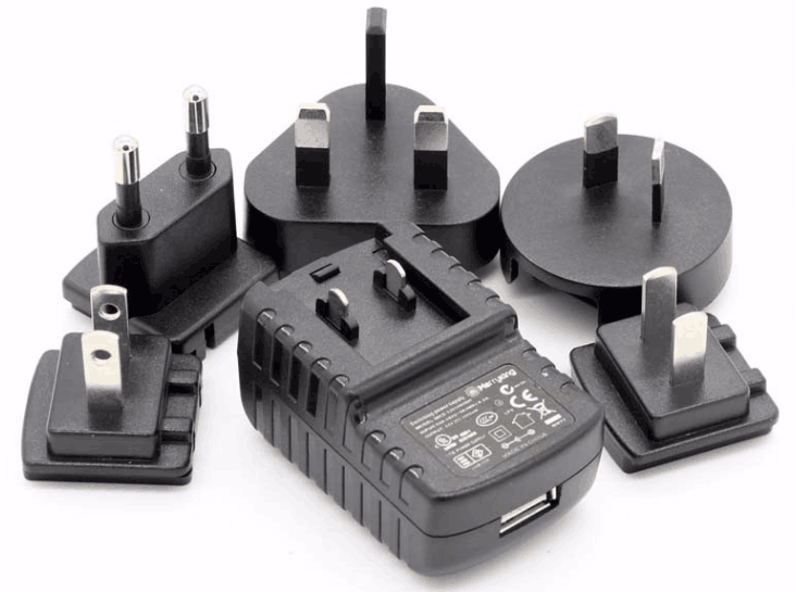12V0.5A转换头电源