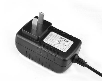5V3A卧式中规优质电源适配器