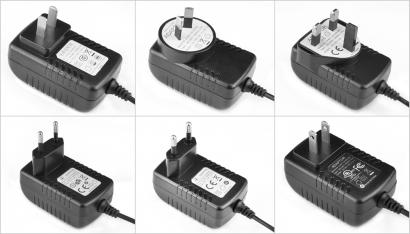 5V2.5A卧式优质电源适配器