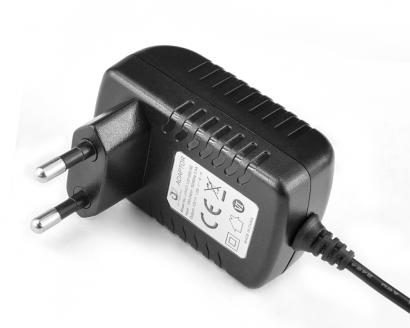 5V2.1A卧式欧规优质电源适配器