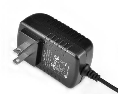24V0.5A美规卧式优质电源适配器