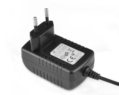 24V0.5A韩规卧式优质电源适配器