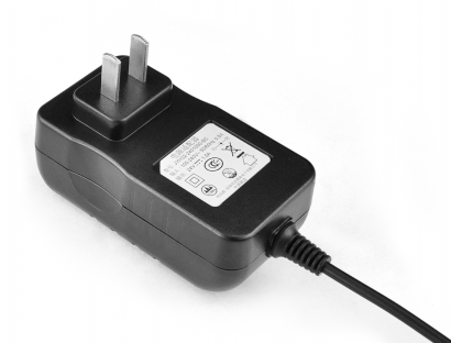 48V0.5A中规卧式优质电源适配器