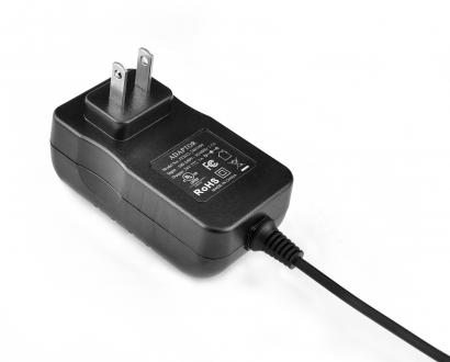 48V0.5A日规卧式优质电源适配器