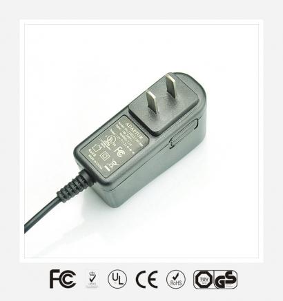 5V2.1A国标立式优质电源适配器