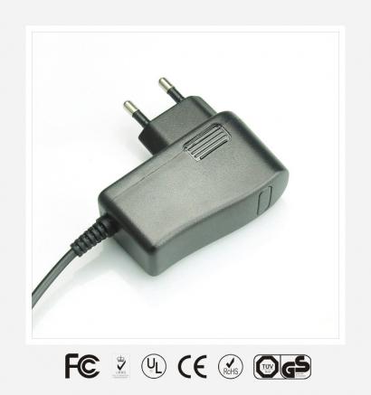 5V2.5A欧规立式优质电源适配器