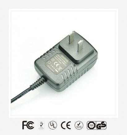 6V0.5A国标卧式优质电源适配器