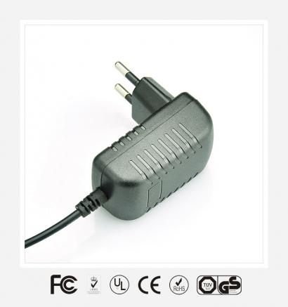 6V0.5A韩规卧式优质电源适配器