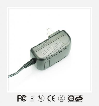 6V2.5A国标卧式优质电源适配器