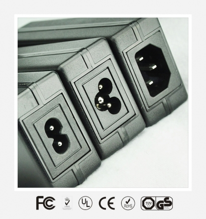 12V4.5A优质电源适配器