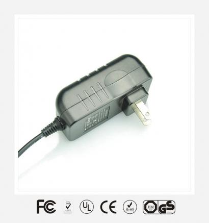 18V1.5A美规优质电源适配器