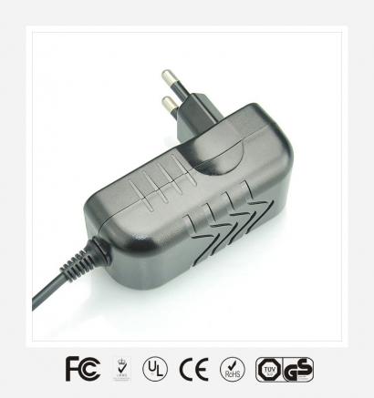 18V2A欧规优质电源适配器